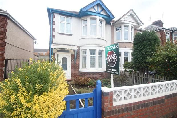 End terrace house in  Middlemarch Road  Coventry  Birmingham