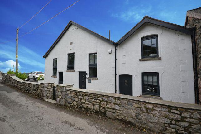 Thumbnail Cottage for sale in Llannefydd, Denbigh
