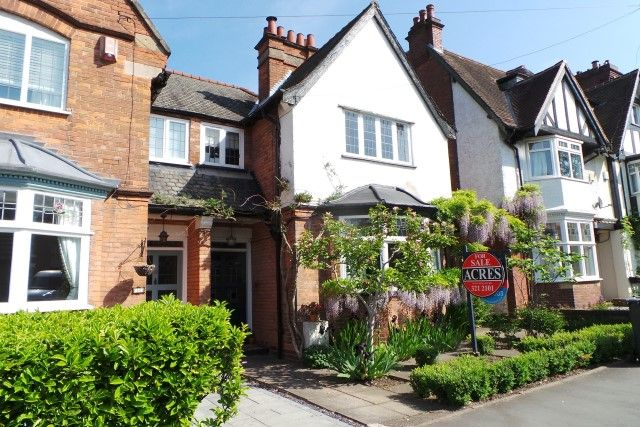 Thumbnail Semi-detached house for sale in Highbridge Road, Sutton Coldfield, West Midlands