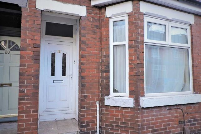Thumbnail Terraced house for sale in Emley Street, Levenshulme, Manchester