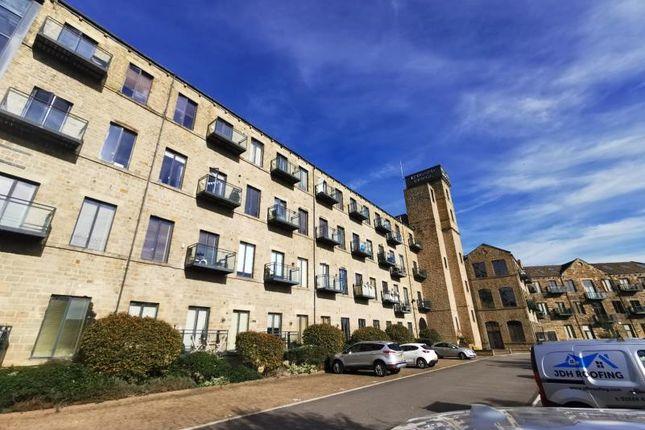 1 bed flat to rent in Ledgard Bridge Mill, Ledgard Wharf, Mirfield WF14