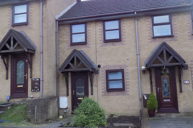Thumbnail Terraced house to rent in Constant Road, Port Talbot, Neath Port Talbot.
