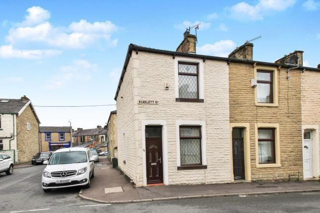 Front of Scarlett Street, Burnley, Lancashire BB11