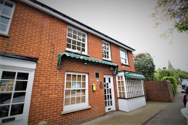Thumbnail Maisonette to rent in High Street, Downe Village, Kent
