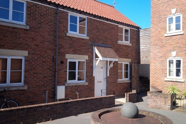 Thumbnail Semi-detached house to rent in Feversham Lane, Glastonbury