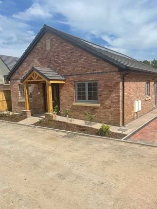 Thumbnail Detached bungalow for sale in Llys Tirnant, Fforestfach, Tycroes, Ammanford