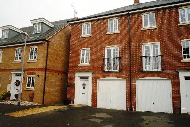 Thumbnail Terraced house to rent in Neville Duke Way, Blenheim Park, Tangmere