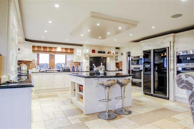 Thumbnail Detached house for sale in Lower Road, Longridge, Preston