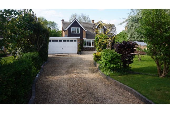 Thumbnail Detached house for sale in Main Street, Carlton, Near Market Bosworth