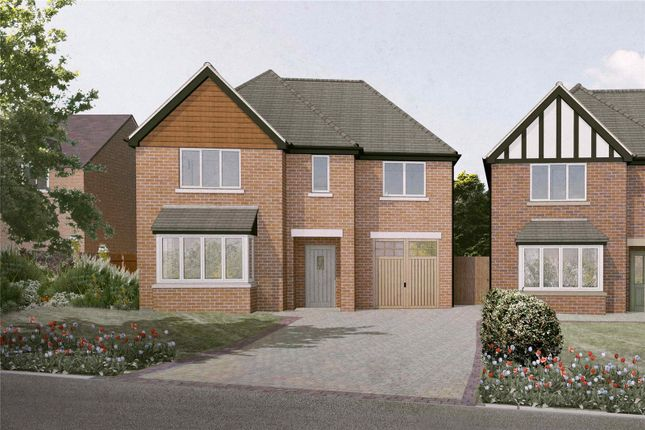 Thumbnail Detached house for sale in A1, Dumore Hay Lane, Fradley, Lichfield