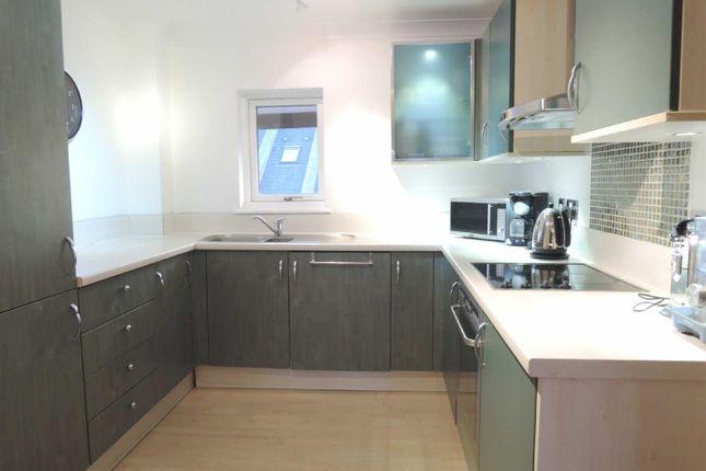 Thumbnail 2 bed flat to rent in Friday Bridge, Berkley Street, Birmingham