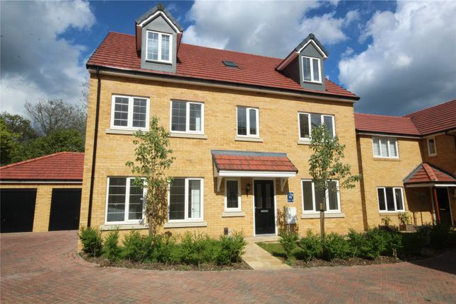 Thumbnail Detached house for sale in Plot 20 Rounton Place, Nascot Wood Road, Watford, Hertfordshire