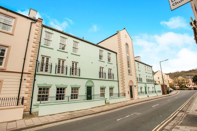Thumbnail Flat for sale in Irish Street, Whitehaven
