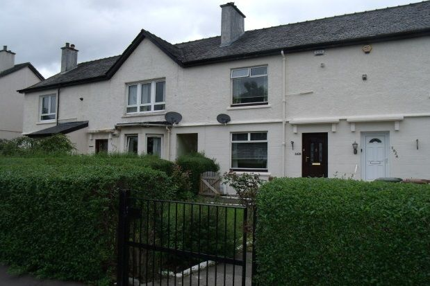 Thumbnail Terraced house to rent in Great Western Road, Anniesland, Glasgow