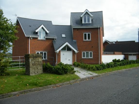 Thumbnail Detached house for sale in Freshwater Drive, Weston, Crewe, Cheshire