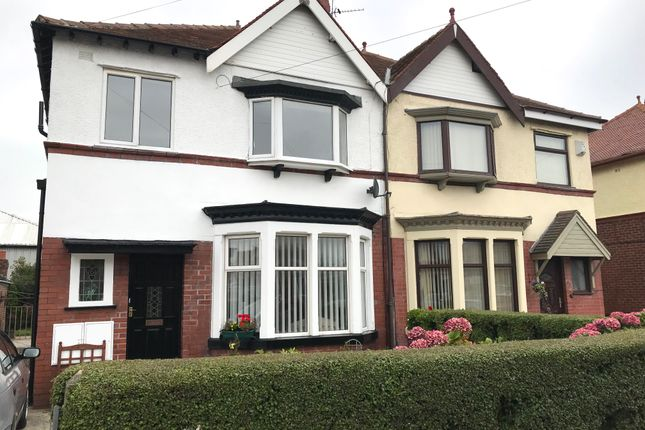 Thumbnail Flat for sale in St Davids Avenue, Thornton-Cleveleys