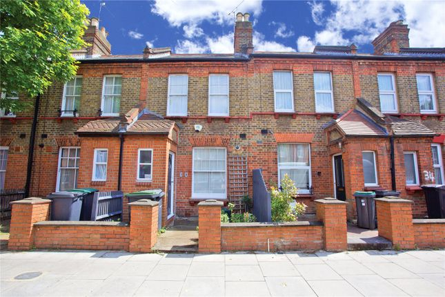 Thumbnail Terraced house for sale in Moselle Avenue, London