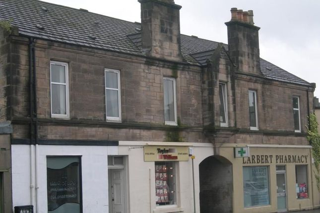 Thumbnail Flat to rent in Broomage Bank, Main Street, Larbert
