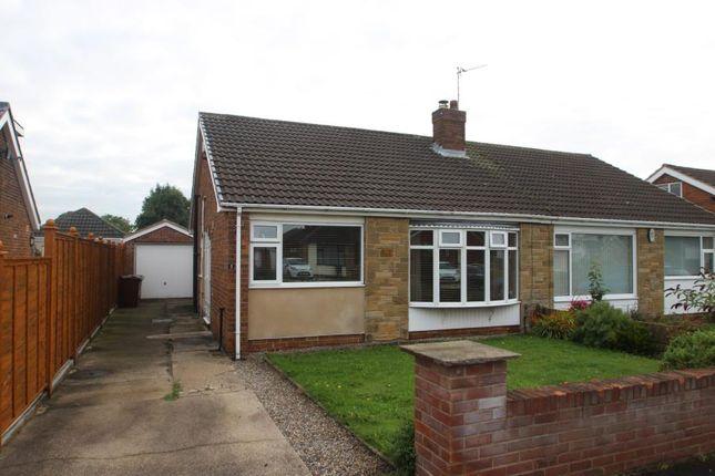 Thumbnail Bungalow to rent in Wendel Avenue, Barwick In Elmet, Leeds