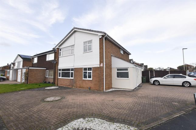 Thumbnail Detached house for sale in Adlington Road, Oadby, Leicester
