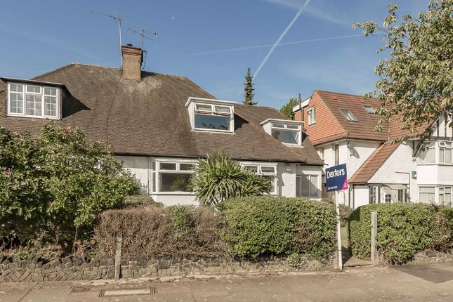 Thumbnail Bungalow for sale in Sanderstead Avenue, London