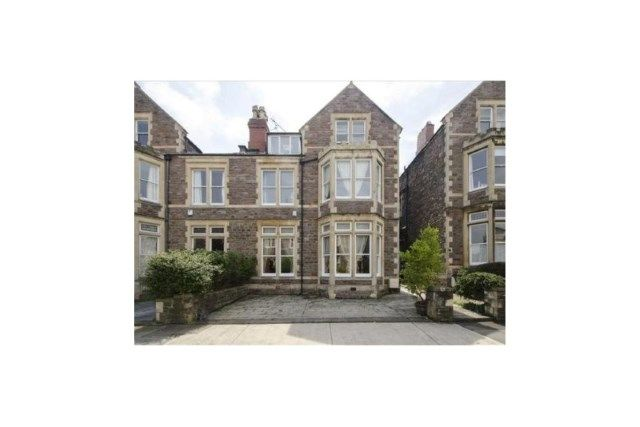 Semi-detached house for sale in Mortimer Road, Clifton, Bristol, .