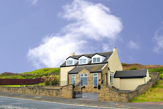 Thumbnail Detached house for sale in Coast Road, Whitburn
