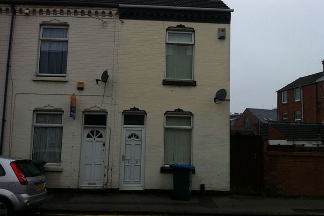 Thumbnail End terrace house to rent in Charterhouse Road, Stoke, Coventry