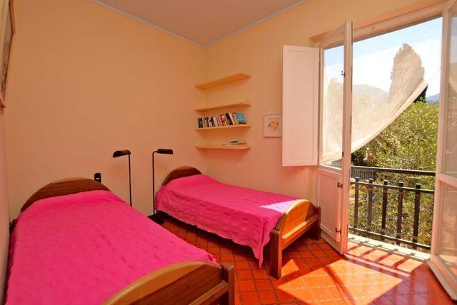 Twin Bedroom of Lerici, La Spezia, Liguria, Italy