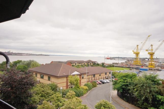 Thumbnail Flat for sale in Priory Wharf, Birkenhead, Wirral