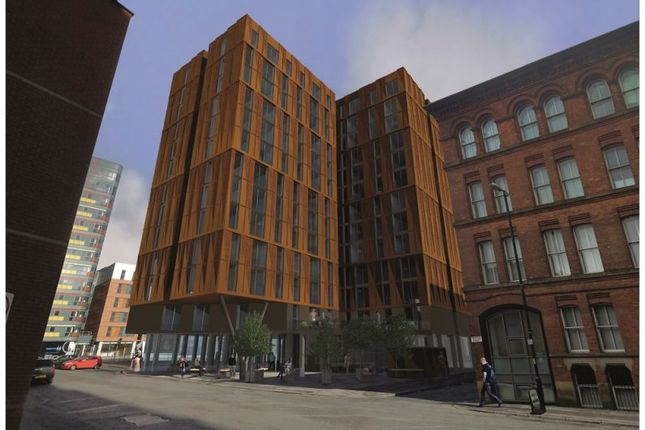 Thumbnail Flat to rent in Oxid House, Newton Street, Northern Quarter