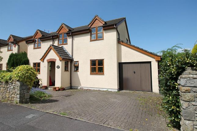 Thumbnail Detached house for sale in Backwell, North Somerset