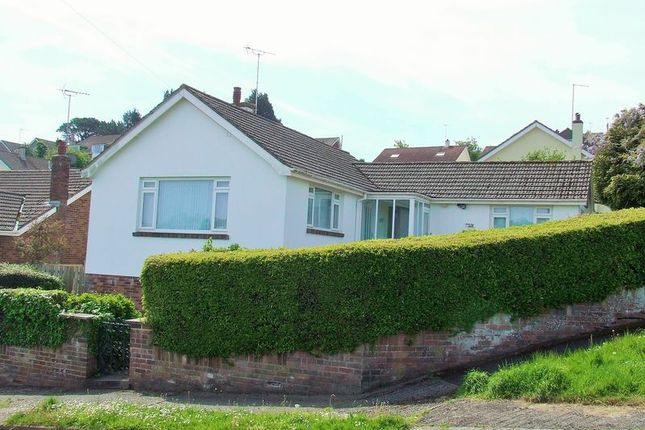 Thumbnail Bungalow for sale in Berkeley Avenue, Torquay
