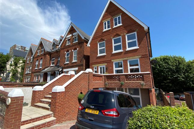 Thumbnail Detached house for sale in Moat Croft Road, Old Town, Eastbourne