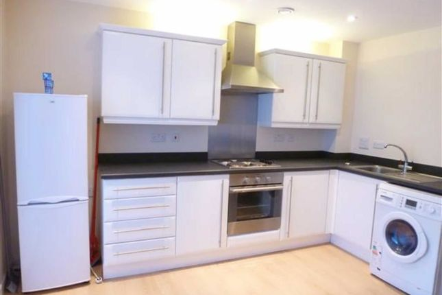 Thumbnail Flat to rent in Raleigh Street, Walsall