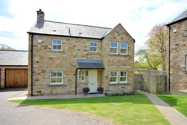Thumbnail Detached house for sale in The Paddock, Witton Le Wear, Bishop Auckland