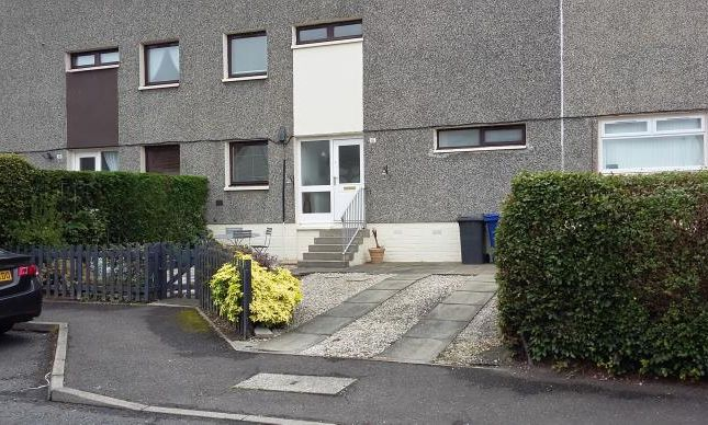Thumbnail Terraced house to rent in Woodburn Terrace, Dalkeith