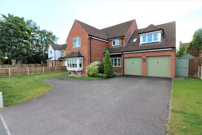 Thumbnail Detached house for sale in Stone Road, Toftwood