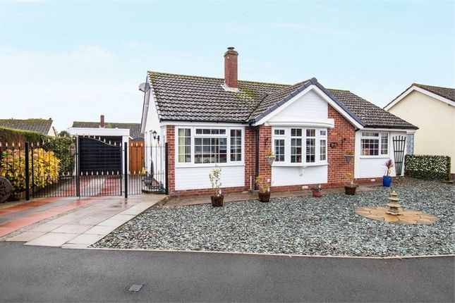 Thumbnail Detached bungalow for sale in Links Gardens, Burnham-On-Sea, Somerset