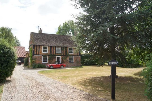 Thumbnail Property for sale in Great Green Farmhouse, Eaton Bray