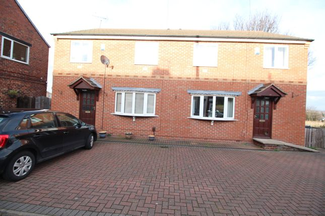 2 bed end terrace house to rent in Charnwood Street, Swinton, Mexborough S64