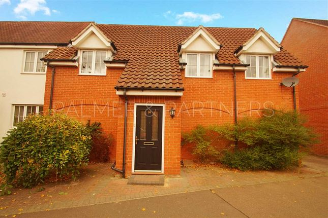 Thumbnail Property for sale in Gavin Way, Myland, Colchester