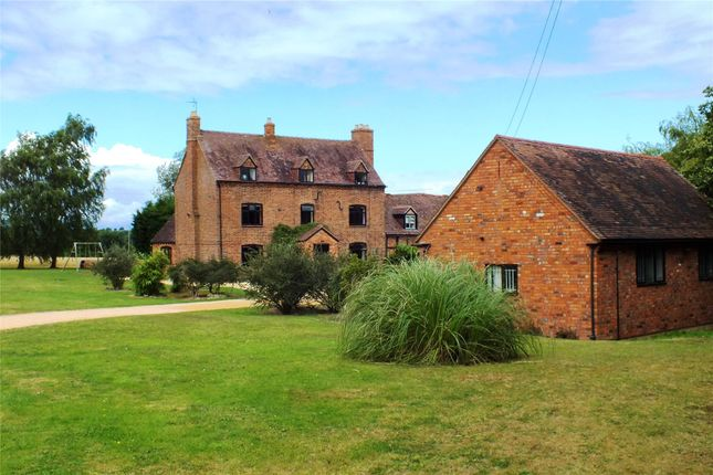 Thumbnail Semi-detached house for sale in Red Lane, Hampton, Evesham, Worcestershire