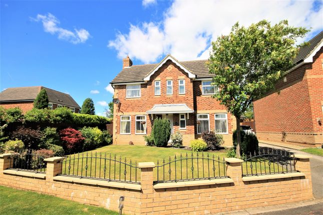 Detached house for sale in Blair Close, Durham