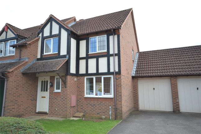 3 bed end terrace house to rent in Beechurst Way, Cheltenham