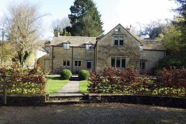 Thumbnail Cottage to rent in Duntisbourne Abbotts, Cirencester
