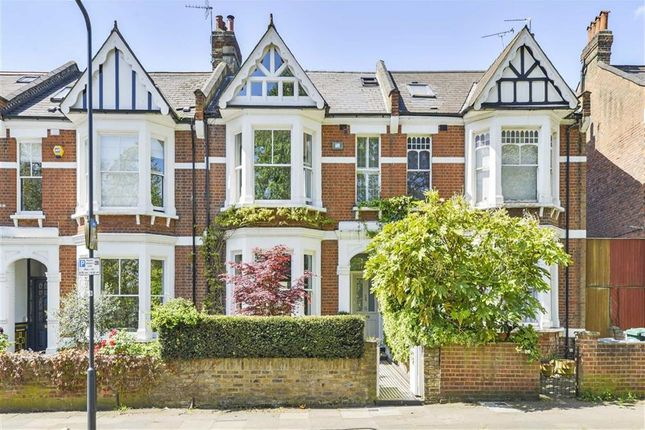 Thumbnail Semi-detached house for sale in Milman Road, Queens Park, London