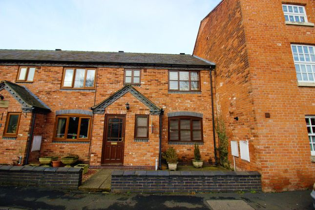 Thumbnail Terraced house to rent in Alkington Road, Whitchurch