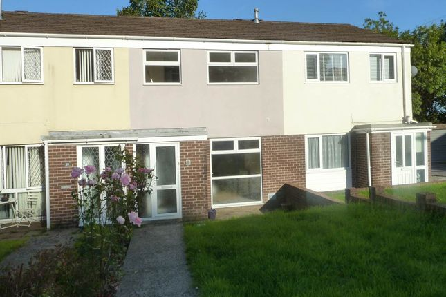 Thumbnail Terraced house to rent in Glan Yr Ystrad, Johnstown, Carmarthen