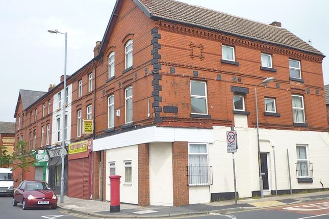 Thumbnail Flat to rent in Hawthorne Road, Liverpool